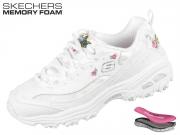 Skechers D´Lites 80589L WHT Bright Blossoms