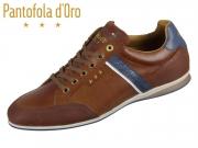 Pantofola d Oro Roma Uomo Low 10201027-JCU JCU tortoise shell