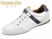 Pantofola d Oro Roma Uomo Low 10201027-1FG bright white