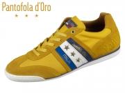 Pantofola d Oro Imola Canvas Uomo low 10201042-63A curry
