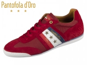 Pantofola d Oro Imola Canvas Uomo low 10201042-90J racing red