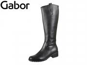 Gabor 31.619-27 schwarz Foulardcalf