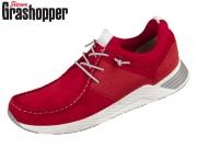 Sioux Grashopper 37572 rosso Velour Milan Stretch