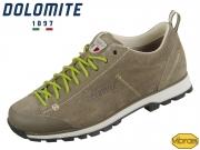 Dolomite Cinquantaquattro Low 247950 mud mud green Nubuk