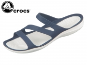 Crocs Swiftwater Sandal 203998-462 navy white