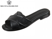Melvin Hamilton Elodie 14 100245 black Nappa