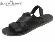 The sandals factory M6527 nero nero Vitello