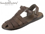 The sandals factory M7533-49 moka taupe Magica
