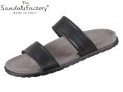 The sandals factory M6762-442 nero Adria