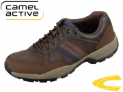 camel active Evolution 138.30-05 espresso kombi Oil Nubuk Suede