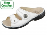 Finn Comfort Sansibar 02550-001000 weiß Nappa