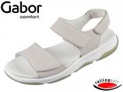 Gabor Rolling Soft 46.829-43 leinen Nubuk