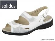 Solidus Lia 73094 10200 weiss silber Vitello Dorado