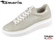Tamaris 1-23775-34-204 light grey Leder