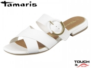 Tamaris 1-27129-34-100 white Leder