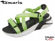 Tamaris 1-28709-34-739 lime neon Textil