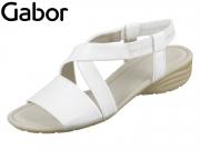 Gabor 44.550-21 weiss Nappa