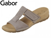 Gabor 43.732-13 wallaby Nubuk Lavato
