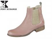 POST XCHANGE Jessy Jessy 820 pink Leder