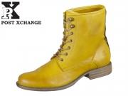 POST XCHANGE Jessy Jessy 990 gelb Leder