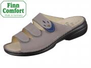 Finn Comfort Kos 02554-902162 grey atoll Bearreno Nubuk