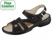 Finn Comfort Gomera 02562-589099 schwarz Waving
