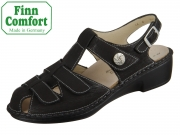 Finn Comfort Fogo 02691-589099 schwarz Waving