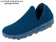 Asportuguesas CITY P018003016 Blue Tweed Felt