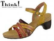 Think! TRAUDI 86578-69 kurkuma kombi Capra Rustico V
