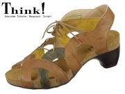 Think! TRAUDI 0-686576-4600 oak Capra Rustico V