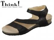 Think! Dumia 0-689370-0000 schwarz Capra Rustico V