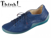 Think! KAPSL 86062-90 indigo kombi Wax Sheep Veg