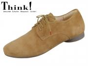 Think! GUAD 86271-55 cognac Velvet Goat