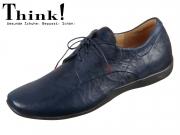 Think! STONE 86612-87 navy Capra Rustico V