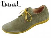 Think! STONE 0-686613-6300 olive kombi Velour