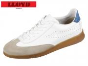 Lloyd Babylon 10-026-32 beige white Libra Suede Malta Calf Vacchetta