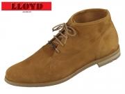 Lloyd Pola 10-819-43 cognac Velvet Kid