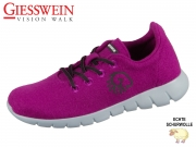 Giesswein Merino Runner Women 49300-374 traube 3 D Merinostretch