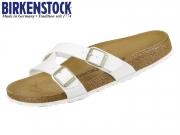Birkenstock Yao 016353 white Birkoflor Patent