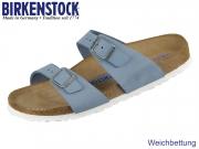Birkenstock Sydney 1016091 dove Soft Nubuck
