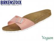 Birkenstock Madrid 1018159 brushed flamingo Birkoflor Nubuk