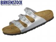 Birkenstock Florida 954383 silver Birkoflor