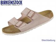Birkenstock Arizona 1015892 light rose Velour Suede