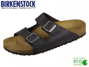 Birkenstock Arizona 552113 oiled black Fettleder Oiled Leather