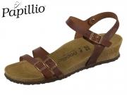Papillio Lana 1008774 cognac Naturleder Pull Up