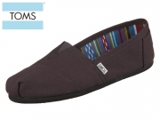 TOMS Alpargata 10002472 black Canvas