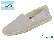 TOMS Classic 10014985 grey Linen