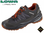 Lowa Robin GTX Lo 640729 9728 graphit orange GTX