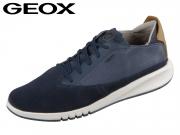 Geox U Aerantis A U927FA-02243-C4002 navy Scam Vit Liscio