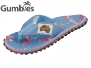 Gumbies GUMBIES Australian Shoes 2230 kids flamingo kids